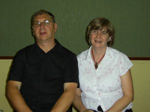 Gerry and Christine Lunn