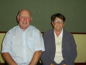 Jim and Aileen Winstanley